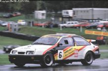 Ford Sierra Cosworth RS500 Thundersaloon Jackson 1992